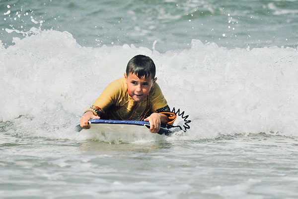 cours bodyboard