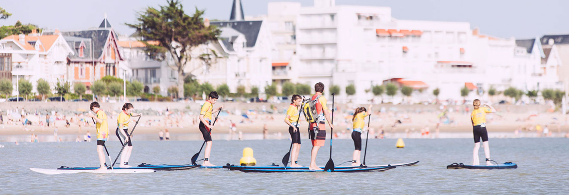 ecole stand-up paddle tribuocéan