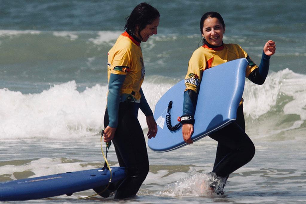 école de surf tribuocéan