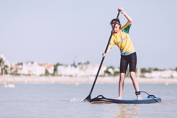 cours stand-up paddle
