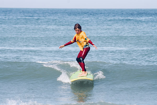cours surf